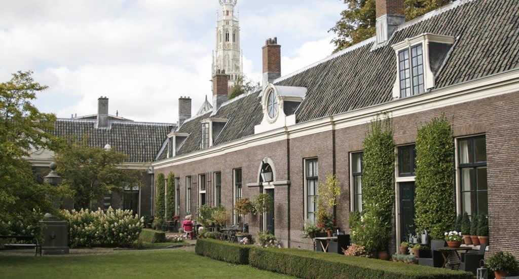De hofjes van Haarlem | Mooistestedentrips.nl