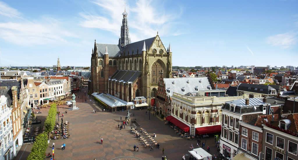 St. Bavokathedraal (foto met dank aan Hans Guldemond) | Mooistestedentrips.nl