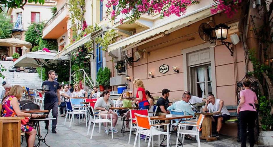 Restaurants Athene: 9x leuk uit eten in Athene | Mooistestedenrips.nl