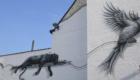 Mons, België: street art Mons, België | Mooistestedentrips.nl