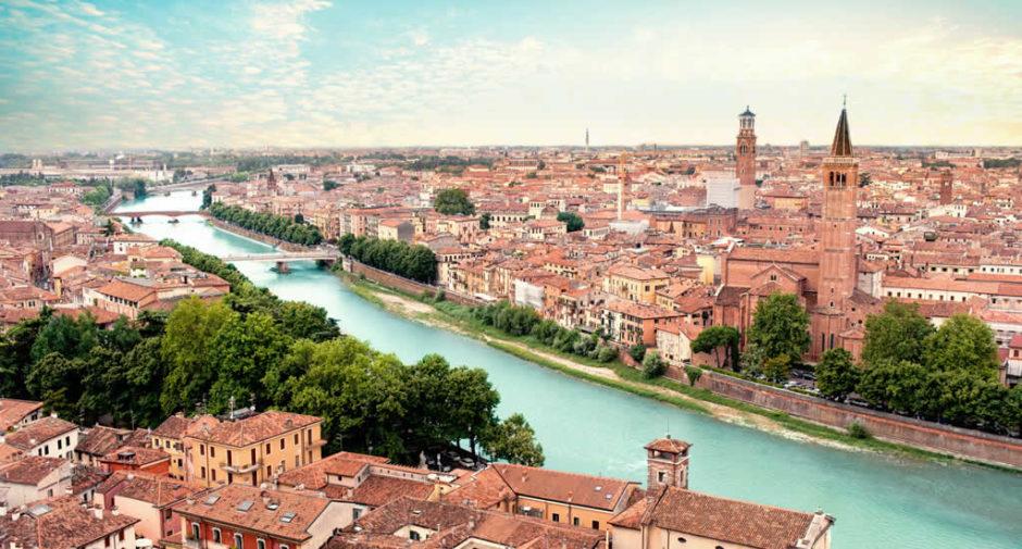 Verona: stad van de liefde   Mooistestedentrips.nl