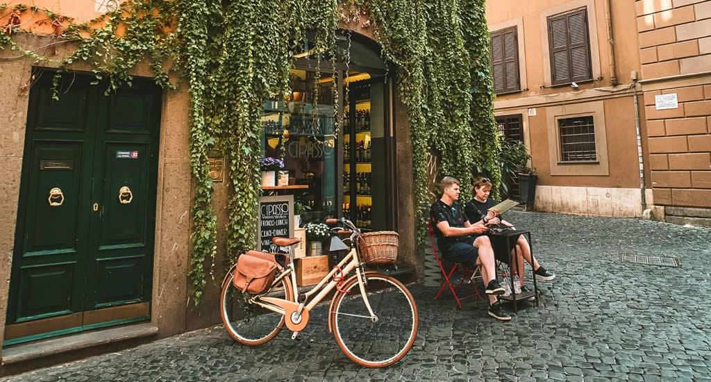 Fietsen in Rome | Tips Rome: ga fietsen in Rome | Mooistestedentrips.nl