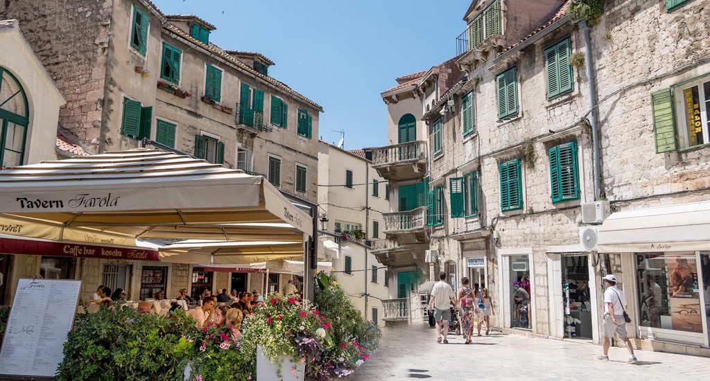 Doen in Split Kroatië | De leukste cafés en restaurants in Split Kroatië