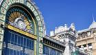 Stedentrip Bilbao, treinstation, Art Nouveau | Mooistestedentrips.nl