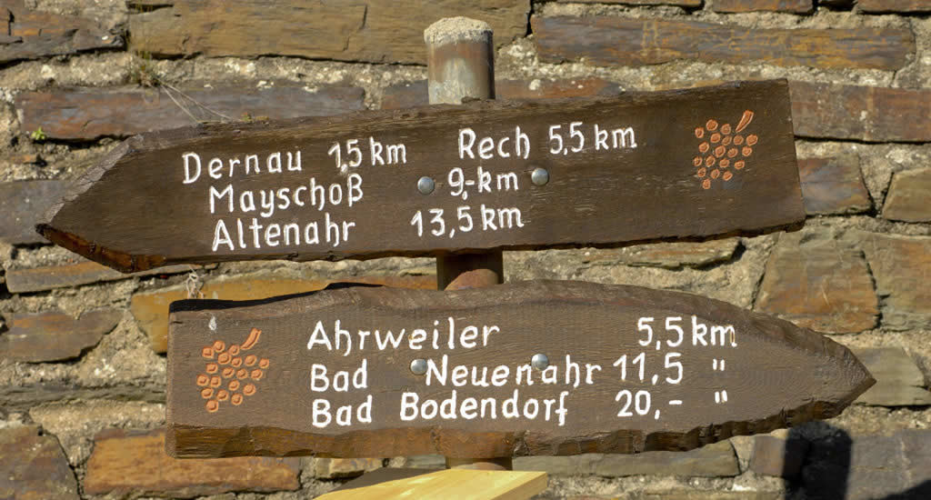 Ahrtal, Duitsland: tips