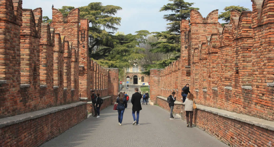 Castelvecchio, Verona: bekijk Castelvecchio tijdens je stedentrip Verona | Mooistestedentrips.nl