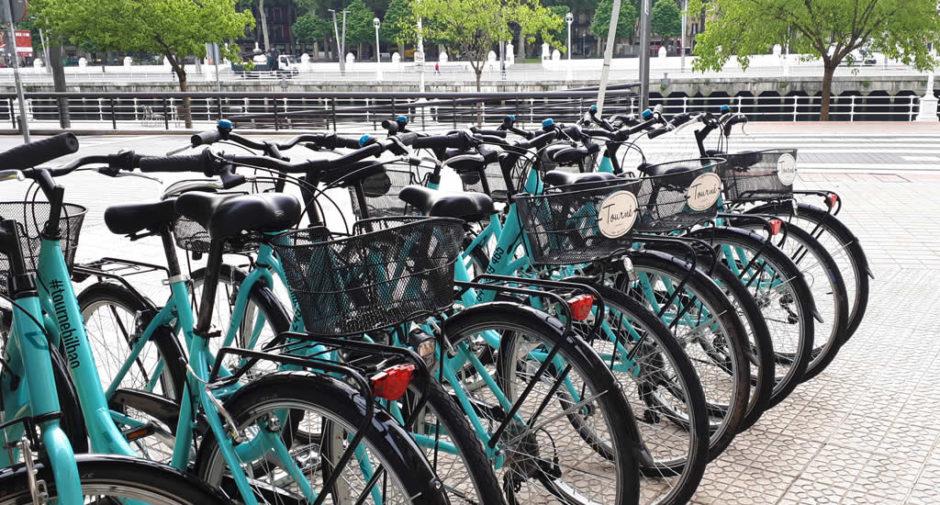 Fietsen in Bilbao: ontdek Bilbao op de fiets | Mooistestedentrips.nl