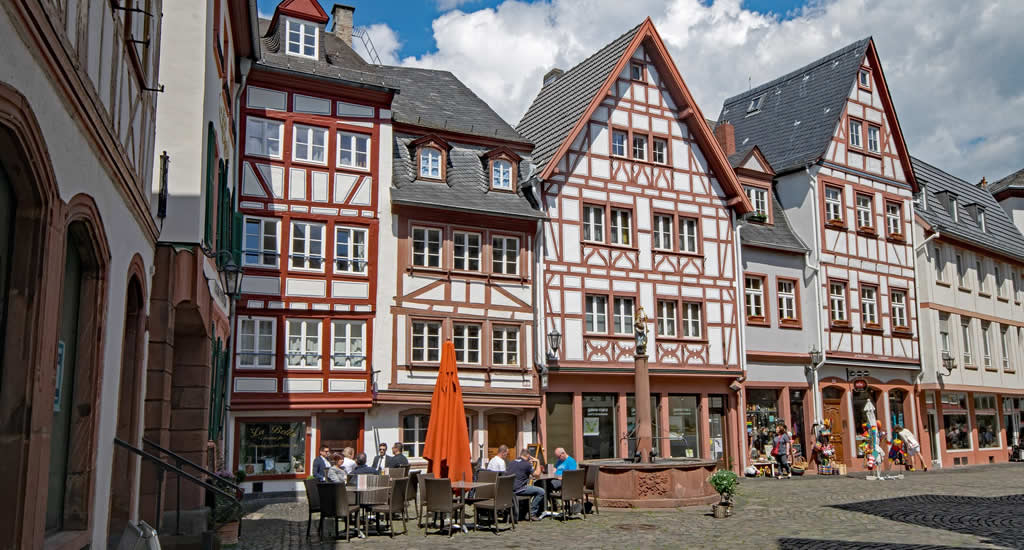 Mainz: Ontdek Rheinland Pfalz, Duitsland | Mooistestedentrips.nl