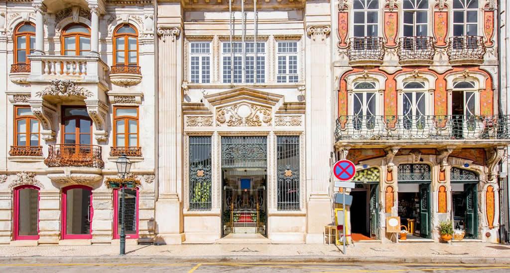 Aveiro, Portugal | Art Nouveau Aveiro, Portugal
