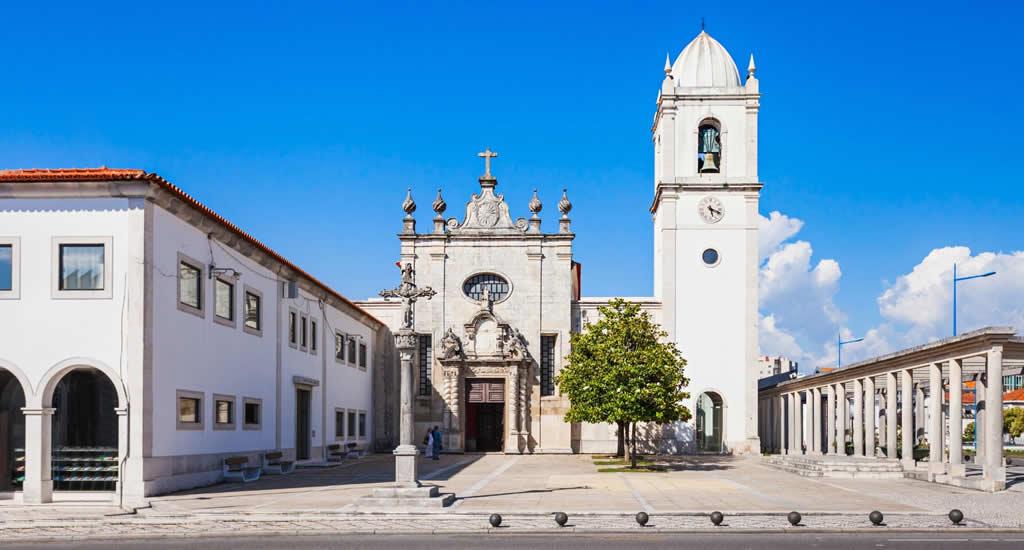 Aveiro, Portugal | Bezienswaardigheden: kathedraal van Aveiro