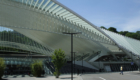 Bezienswaardigheden Luik: station Guillemins | Mooistestedentrips.nl