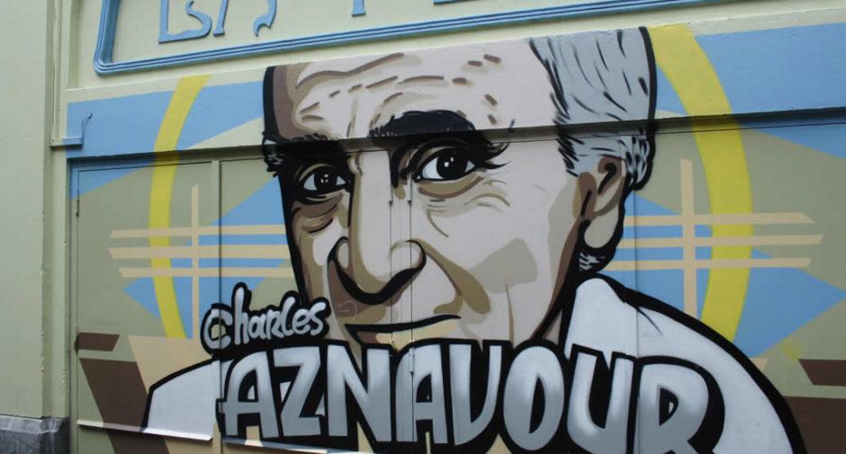 Street art in Luik, bekijk de mooiste street art in Luik | Mooistestedentrips.nl