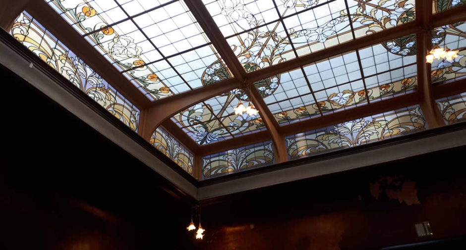 Maison Losseau, Art Nouveau in Mons, België | Mooistestedentrips.nl