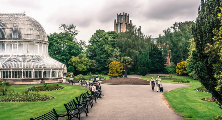 Belfast, Botanic Gardens | Mooistestedentrips.nl