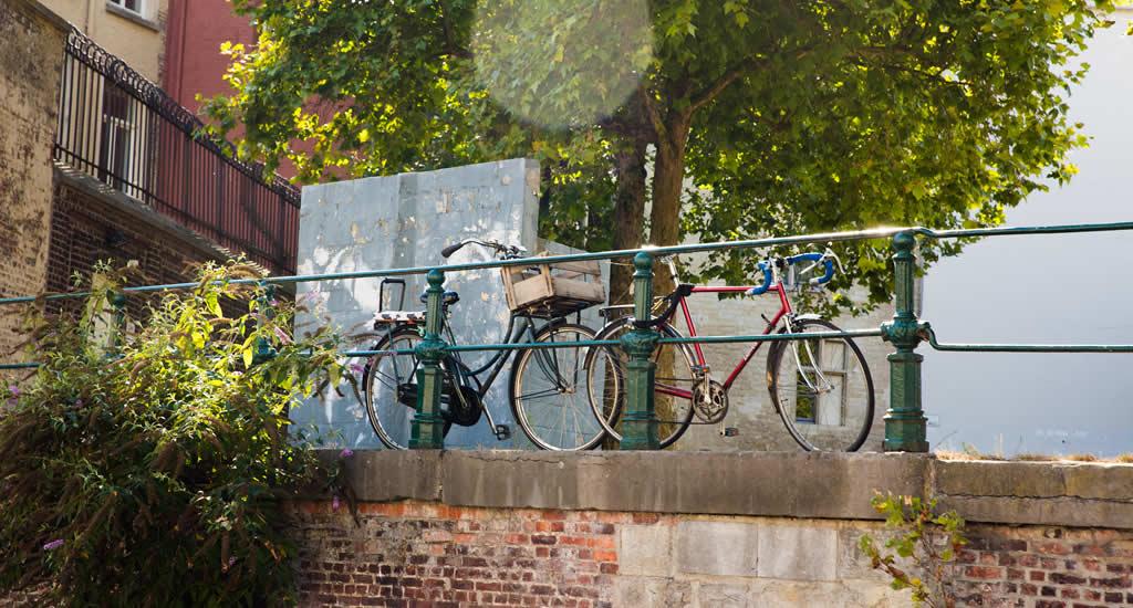 Fietsen in Gent | Mooistestedentrips.nl