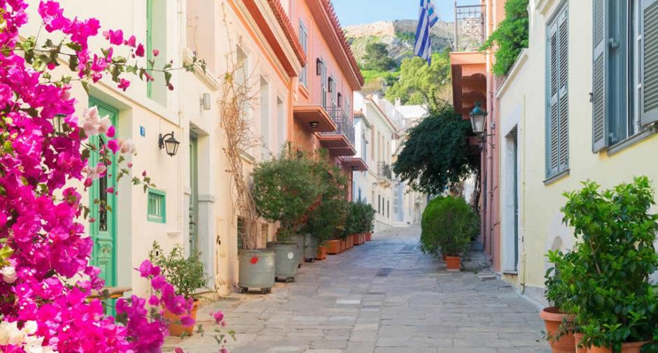 De leukste wijken in Athene, Griekenland | Athene voor beginners