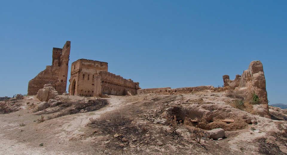 Bezienswaardigheden Fez: Merenid Tombes | Mooistestedentrips.nl