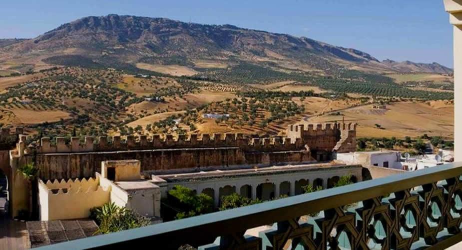 Palais Jamai, Fez Marokko | Mooistestedentrips.nl