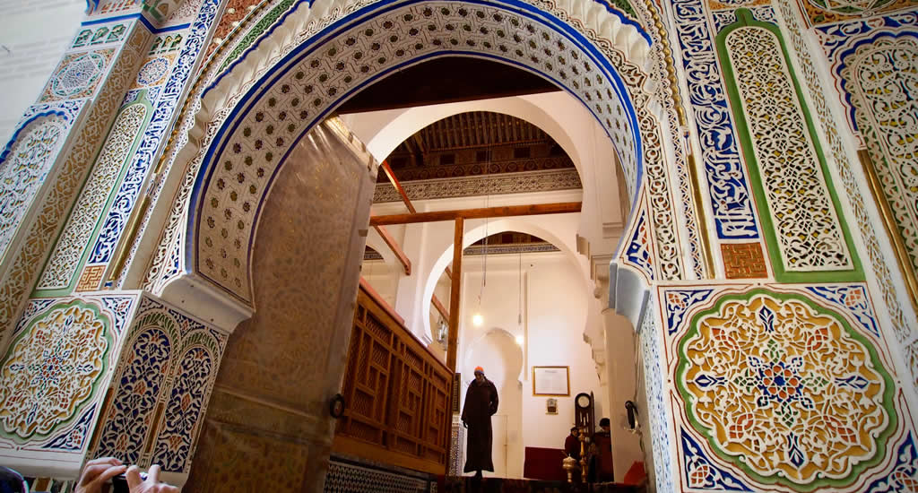 Fez Marokko, de mooiste bezienswaardigheden in Fez | Mooistestedentrips.nl