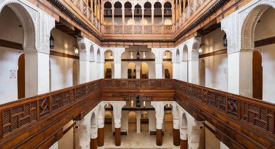 Bezienswaardigheden Fez, Nejjarine Museum | Mooistestedentrips.nl