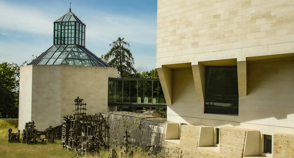 Bezienswaardigheden Luxemburg Stad, MUDAM | Mooistestedentrips.nl