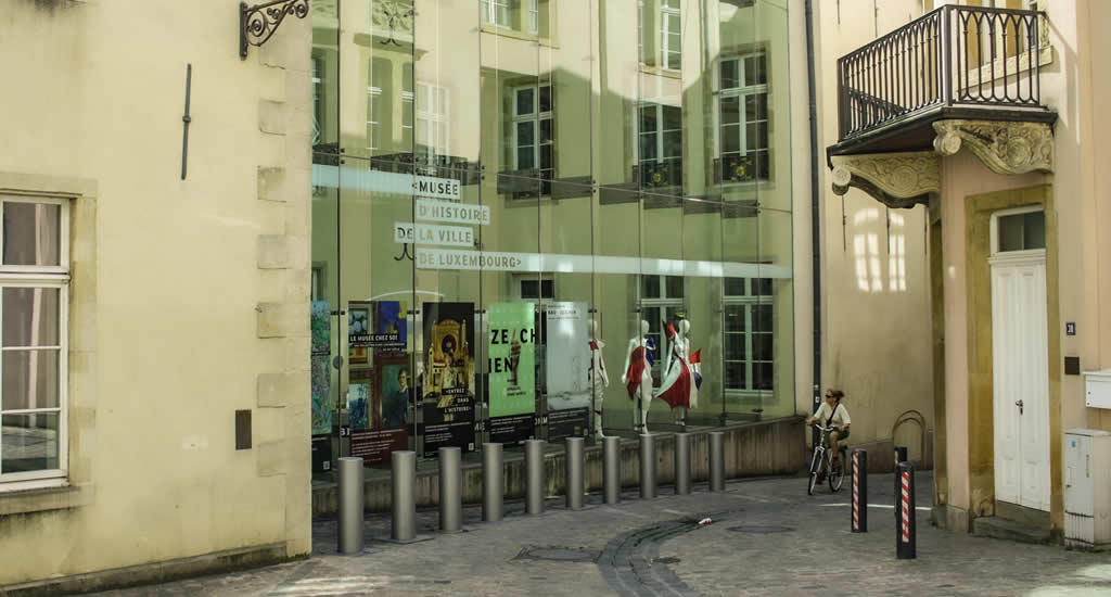 Bezienswaardigheden Luxemburg Stad, National Musem of History and Art | Mooistestedentrips.nl