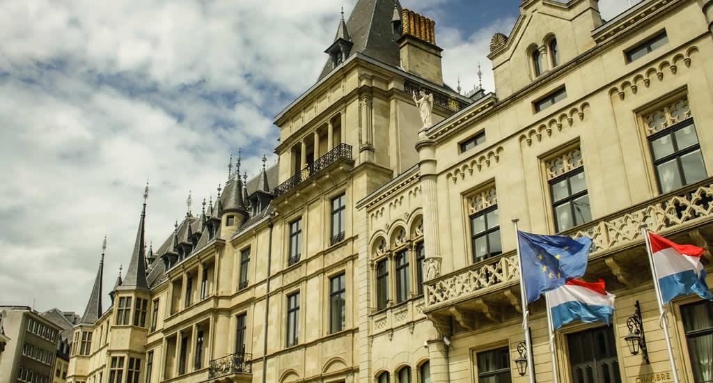 Bezienswaardigheden Luxemburg Stad, Paleis van het Groot Hertogdom | Mooistestedentrips.nl