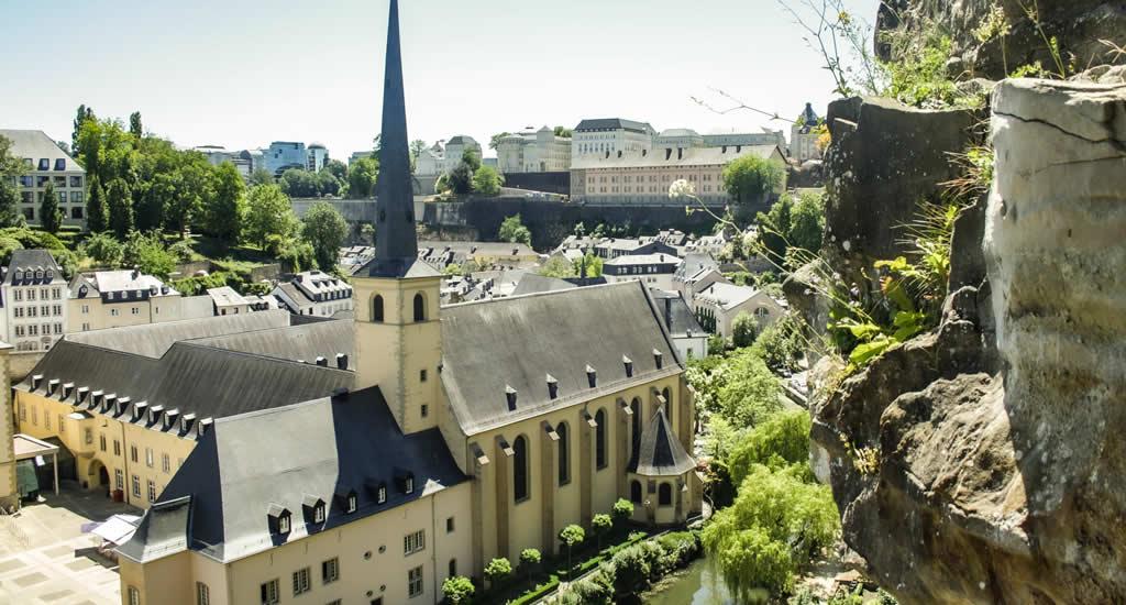 Bezienswaardigheden Luxemburg Stad, Bock Kazematten | Mooistestedentrips.nl