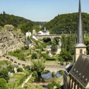 Luxemburg Stad, de leukste bezienswaardigheden in Luxemburg Stad | Mooistestedentrips.nl