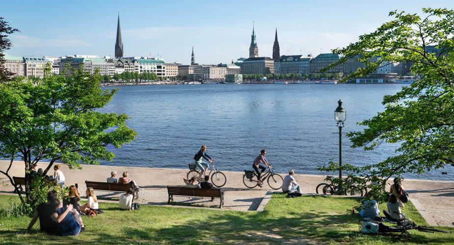 Fietsen in Hamburg | Ontdek Hamburg op de fiets | Baja Bikes Hamburg