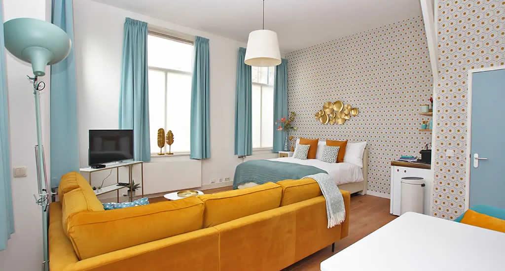 Airbnb Deventer, Citystays Deventer 107 | Mooistestedentrips.nl