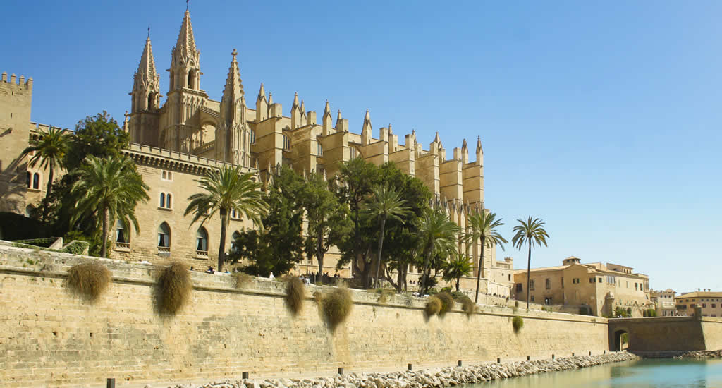 Bezienswaardigheden Palma de Mallorca | Kathedraal Palma de Mallorca