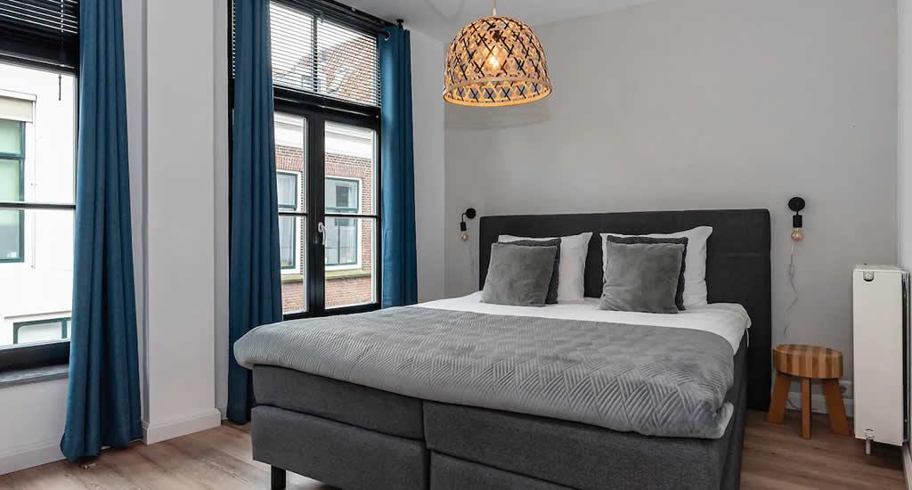 Airbnb Middelburg, appartement in hartje Middelburg   Mooistestedentrips.nl