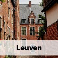 Stedentrip Leuven | Tips voor een stedentrip Leuven