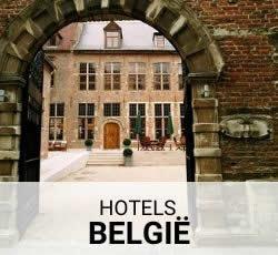 Hotels in België | Bekijk de leukste hotels in België