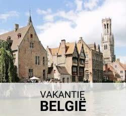 Vakantie België | Plan een Vakantie België