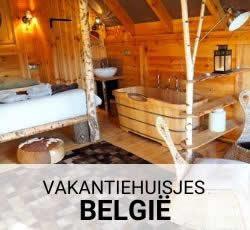 Vakantiehuisjes België | Boek de leukste vakantiehuisjes België