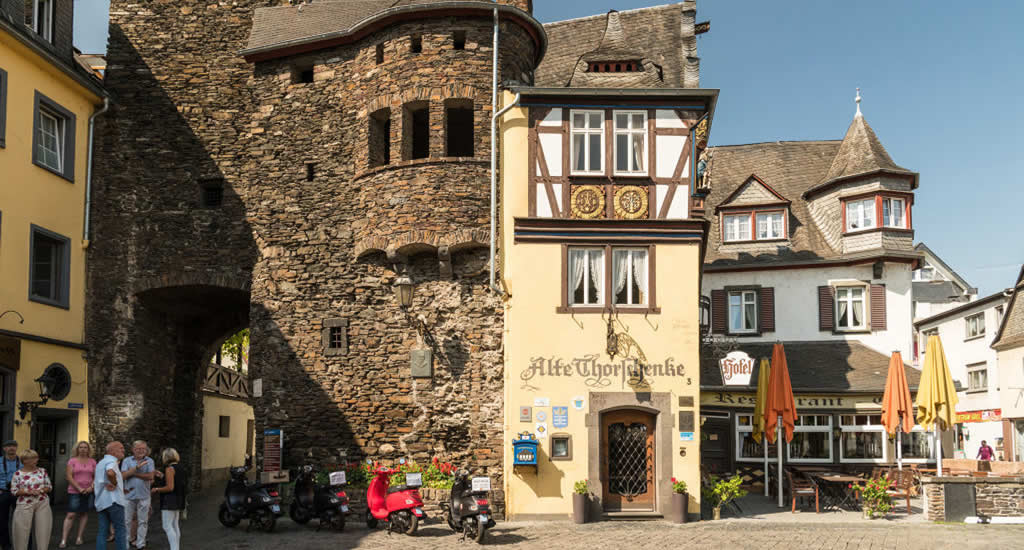 Wat te doen in Cochem, Duitsland | Cochem, Altstadt