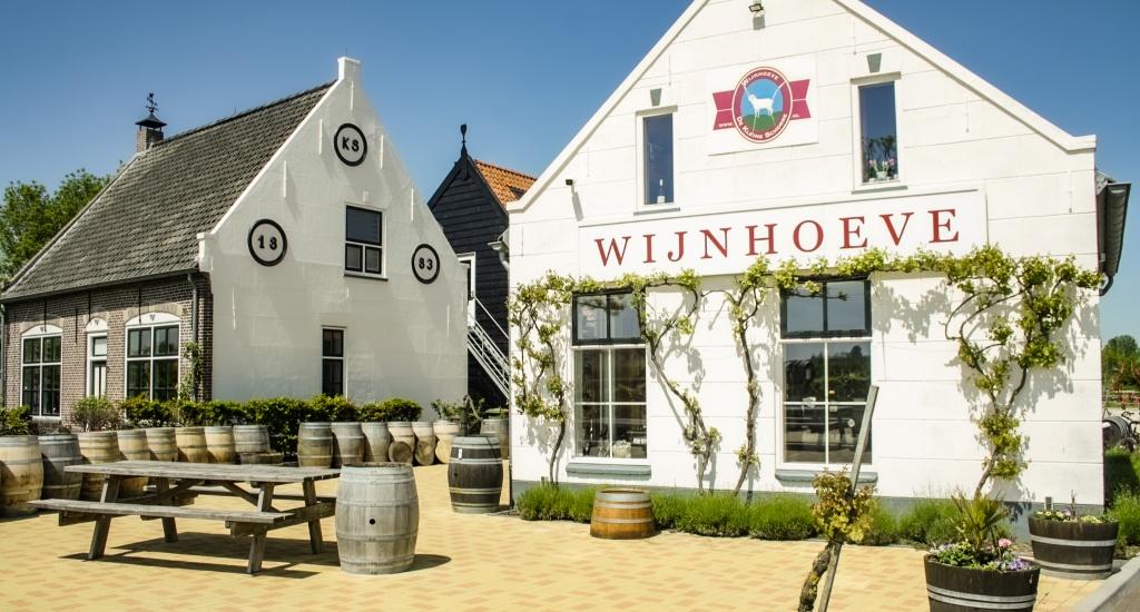 Wijnhoeve De Kleine Schorre | Mooistestedentrips.nl
