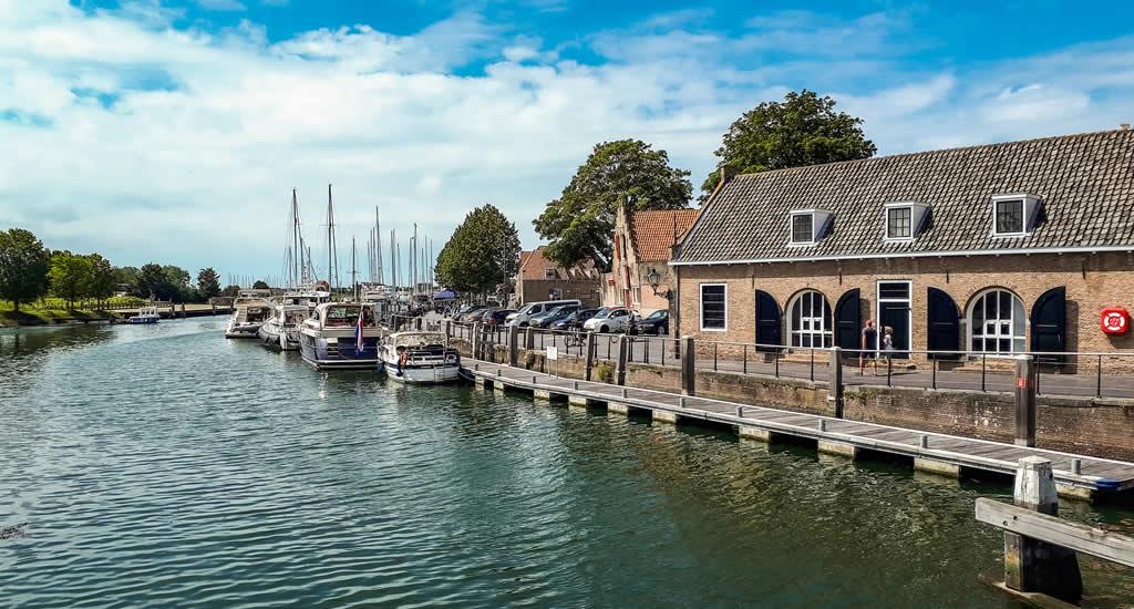 Zierikzee: De Nieuwe Haven | Mooistestedentrips.nl