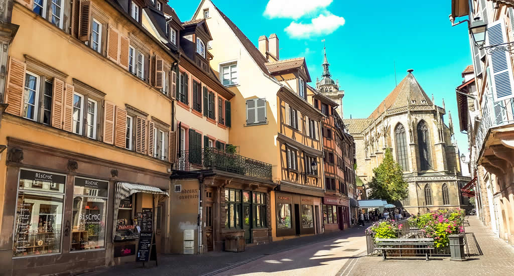 Bezienswaardigheden Colmar, Frankrijk | De leukste dingen om te doen in Colmar