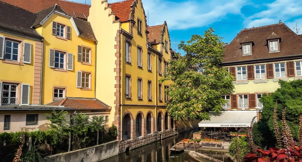 Bezienswaardigheden Colmar: La Petite Venise | Mooistestedentrips.nl