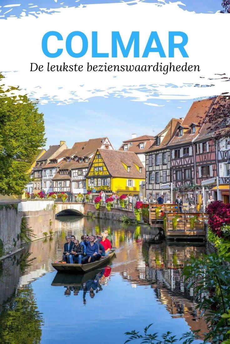 Wat te doen in Colmar? Bekijk de leukste bezienswaardigheden in Colmar, Frankrijk | Mooistestedentrips.nl