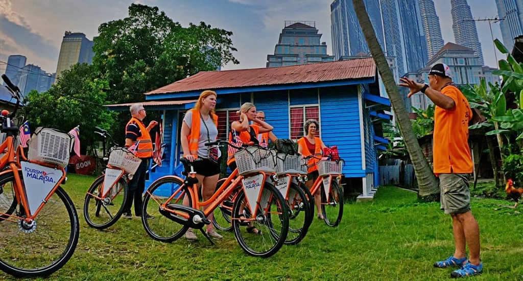Fietsen in Kuala Lumpur, met Baja Bikes & Mike Bikes | Mooistestedentrips.nl