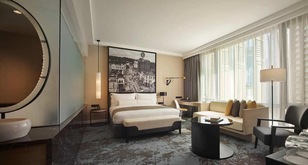 Hotel Stripes Kuala Lumpur | Mooistestedentrips.nl