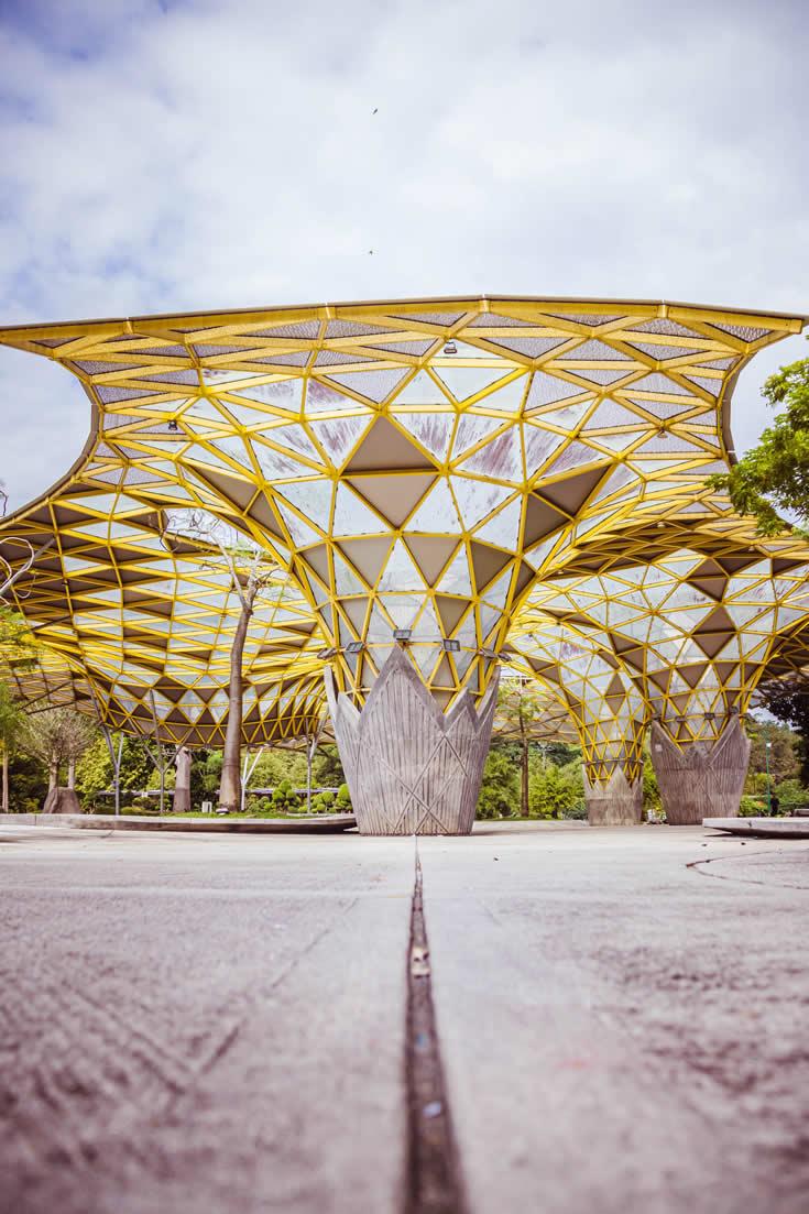 Bezienswaardigheden Kuala Lumpur, Perdana Botanical Garden | Mooistestedentrips.nl