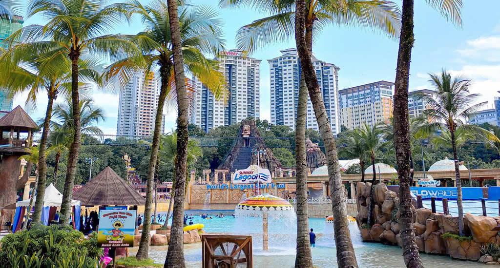 Sunway Lagoon, bezienswaardigheden Kuala Lumpur | Mooistestedentrips.nl