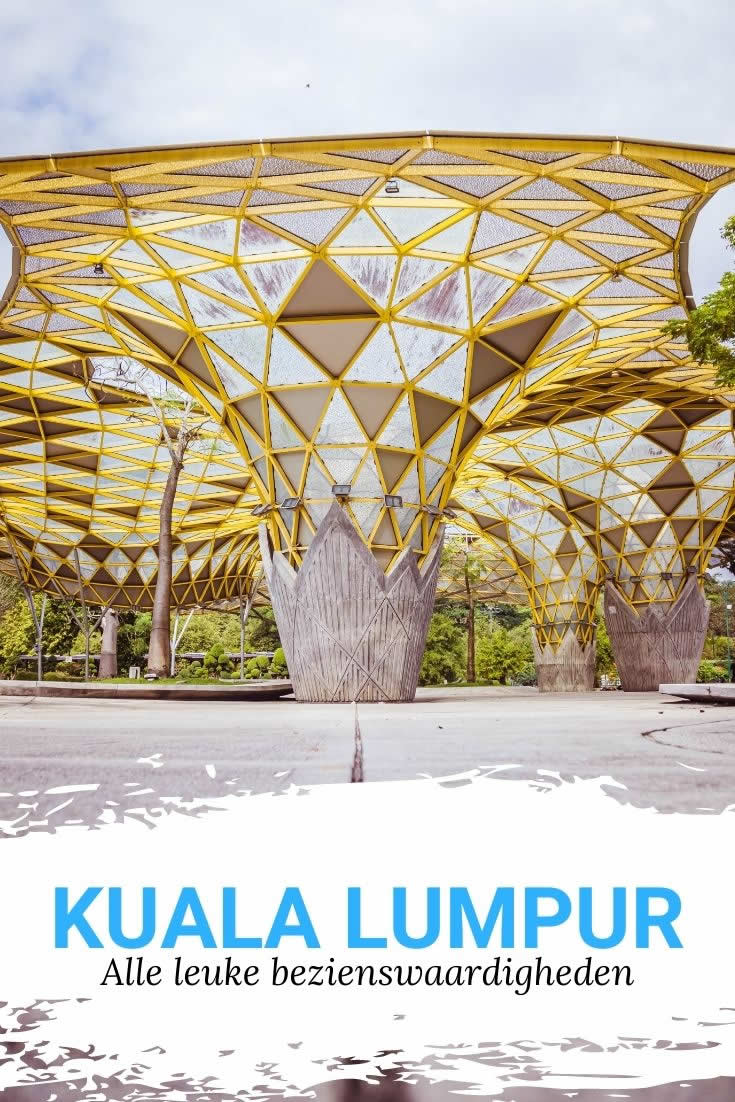 Kuala Lumpur, Maleisië | De leukste bezienswaardigheden in Kuala Lumpur