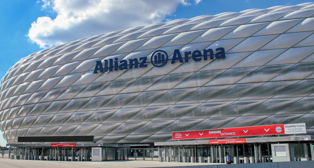 Bayern München, Allianz Arena | Mooistestedentrips.nl