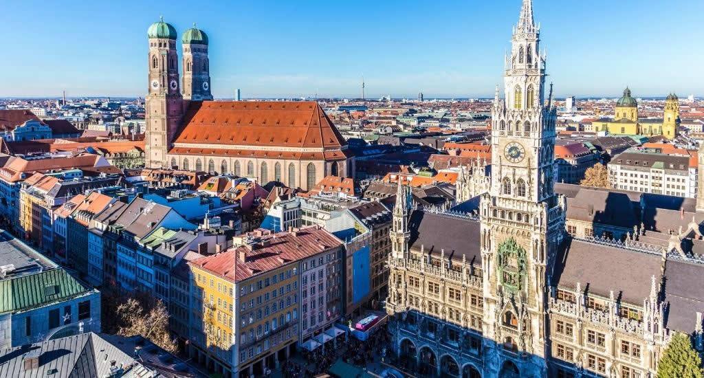 Stedentrip München, tips voor een weekendje München | Mooistestedentrips.nl